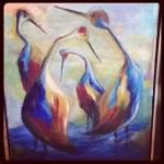 Skøn kunst af Anna Maria Kornum